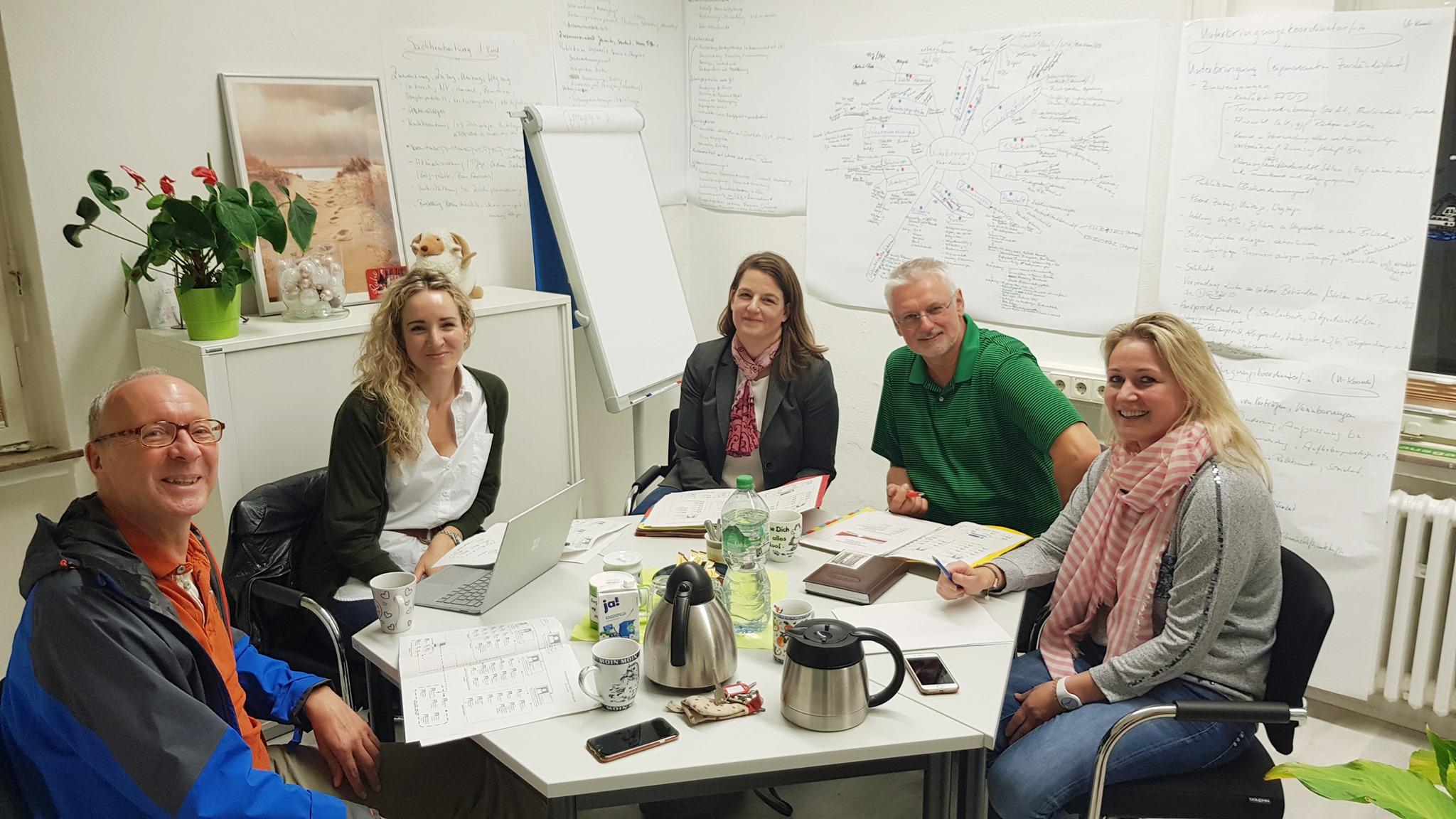 GRÜNE Fraktion zu Besuch beim Ordnungsamt in Koblenz: Integrationsarbeit und aktive Flüchtlingshilfe aus einer Hand