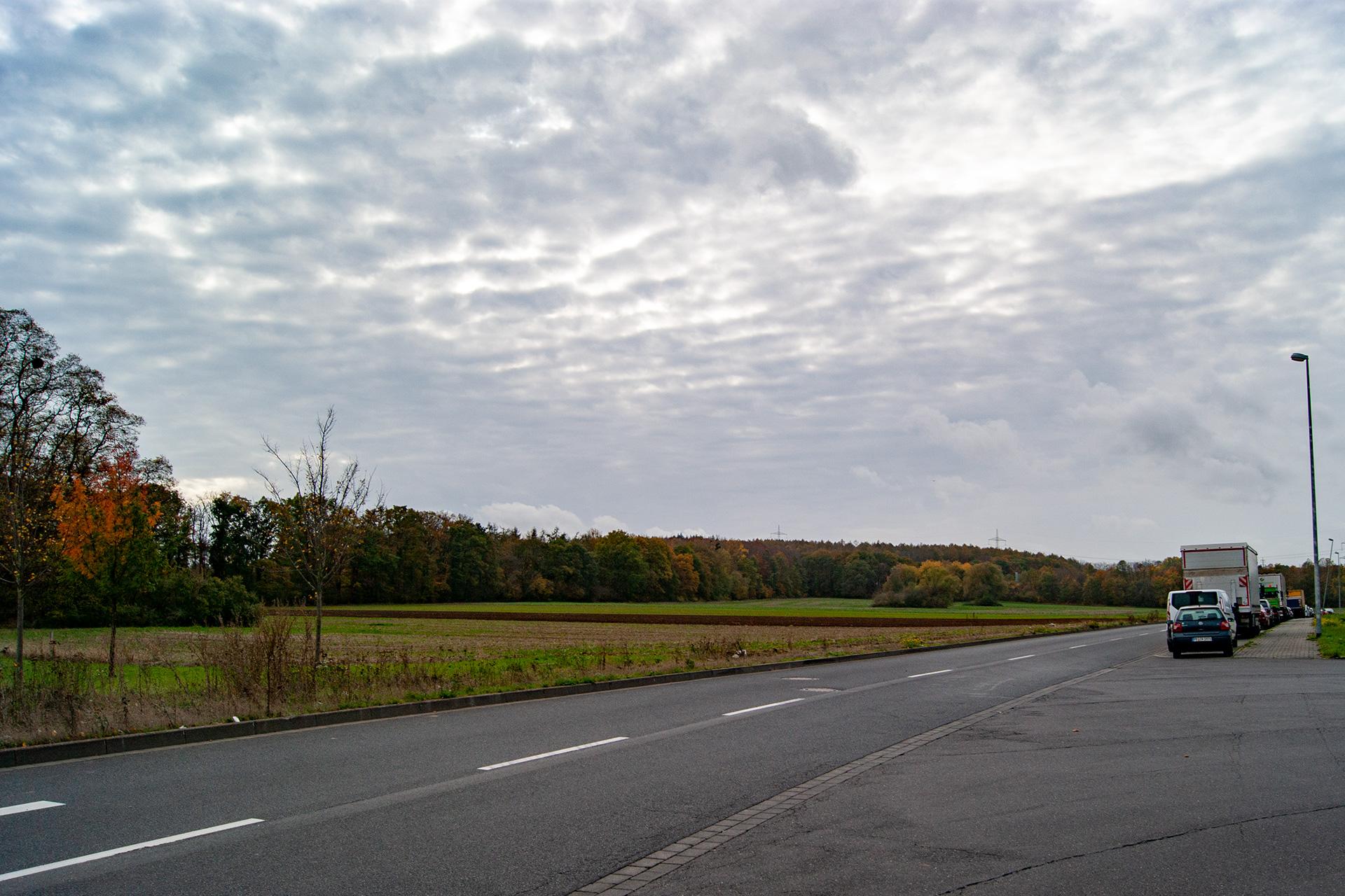 Für ein intelligentes und umweltfreundliches Flächenmanagement:  GRÜNE gegen die Erweiterung des Gewerbegebiets an der A61