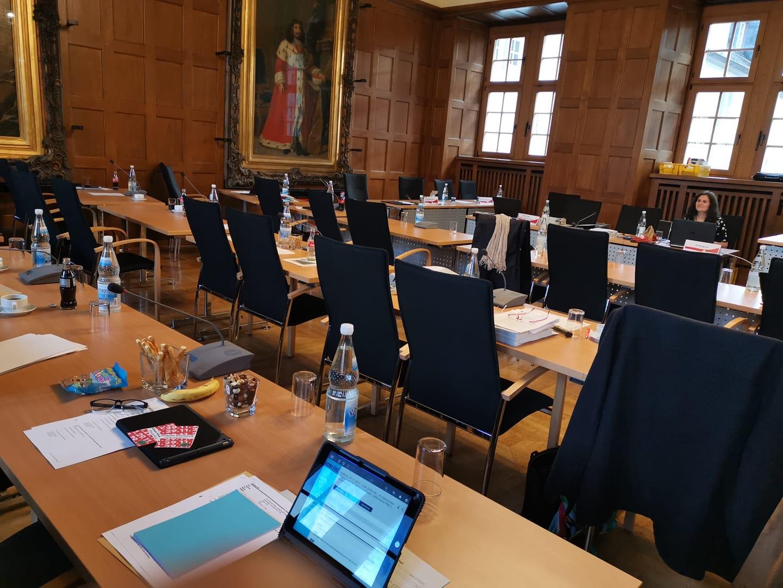 Geplatzte Stadtratssitzung in Koblenz