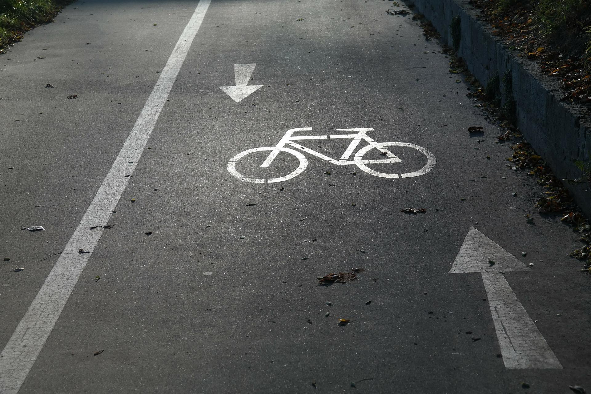 GRÜNE Fraktion setzt sich für einen sicheren Fahrradweg in der Beatusstraße ein