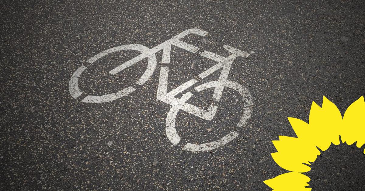 Auch im Jahr 2021 wird der Etat zur Erhaltung und Ausbau bestehender Radwege in Koblenz verdreifacht.