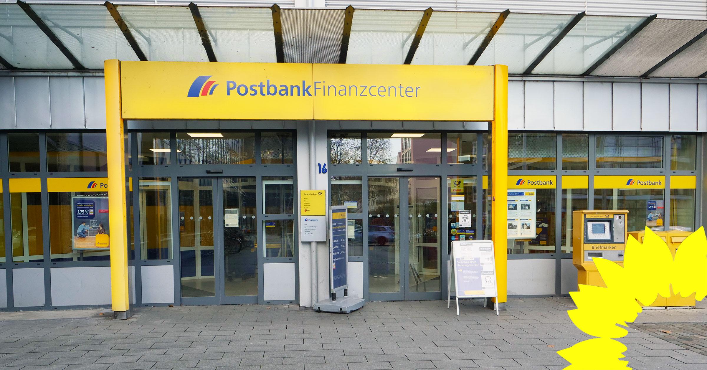 Postschließung am Hauptbahnhof verhindern