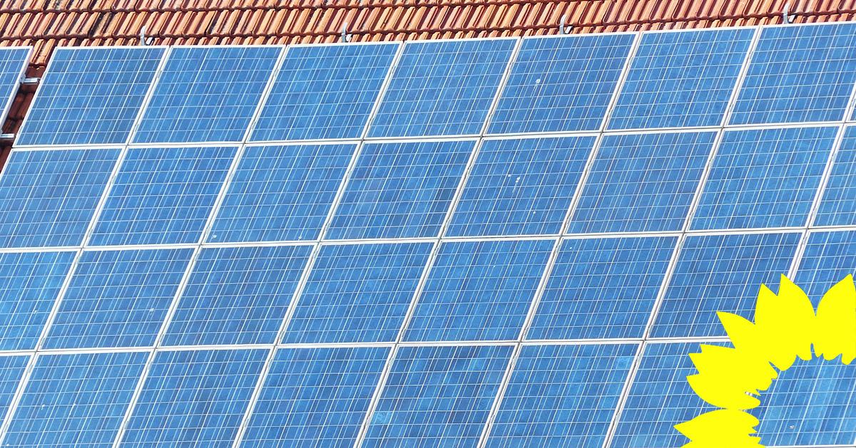 GRÜNE fordern Solaroffensive in Koblenz