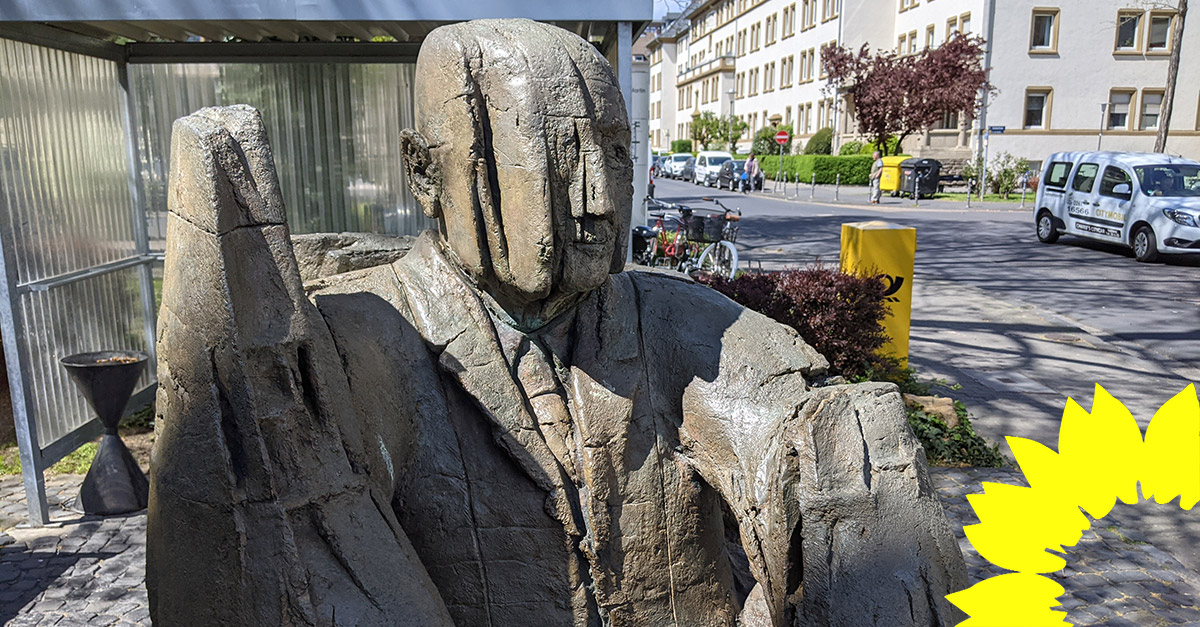 Fritz-Michel-Denkmal soll umgestaltet werden