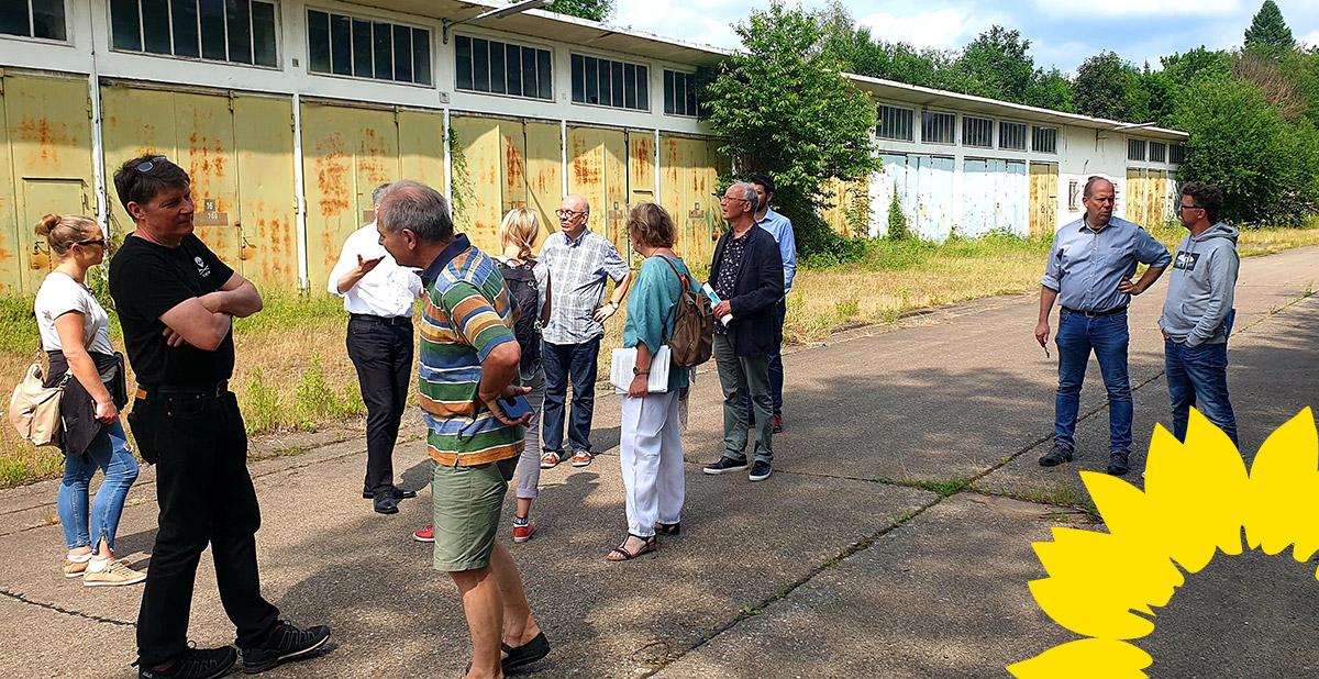 GRÜNE fordern nachhaltiges und lebenswertes neues Stadtquartier in Niederberg