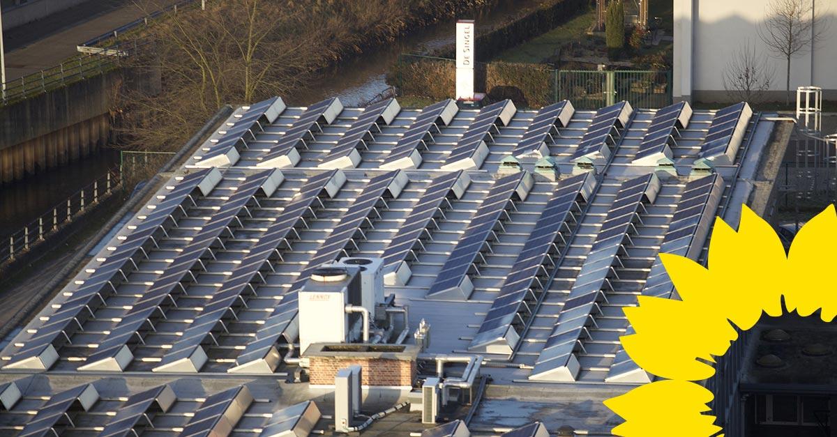 Erstmals Solarpflicht in Bebauungsplan festgelegt: Gewerbegebiet Bubenheimer Berg wird richtungsweisend für die Energiewende in Koblenz